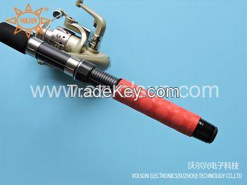 Nonslip Heat Shrink Tube for Fishing Rod Handles Grips
