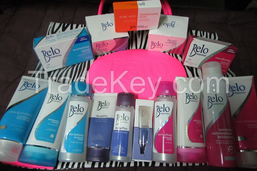 PERSONAL CARE PRODUCTS (FACE AND BODY CARE)