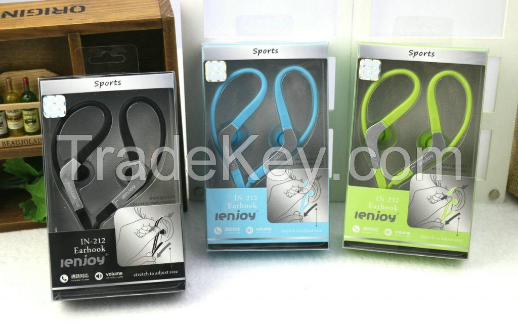 Earphone, headset, wireless earphone with bluetooth