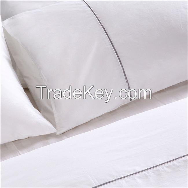 Exquisite Hotel Linen Bdding set 6pcs