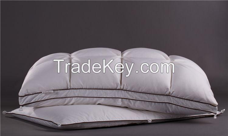 double-deck pillow
