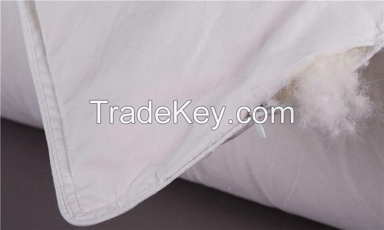 white goose down duvet quilt