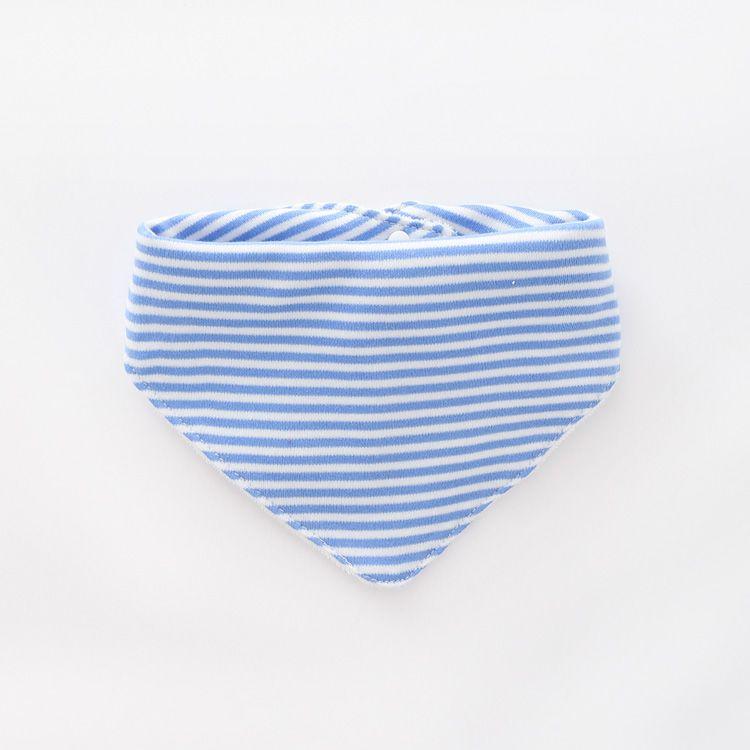 Cheap promotion soft cotton unisex baby bandana bibs