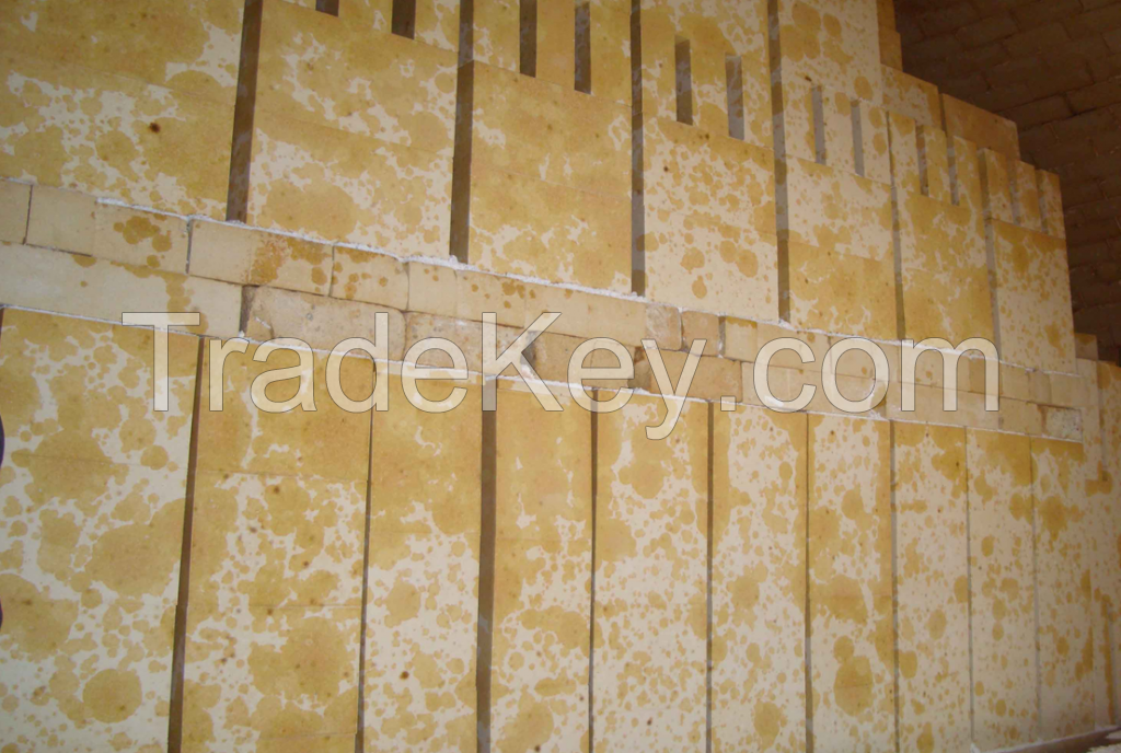 Cheap silica refractory brick for hot blast stove