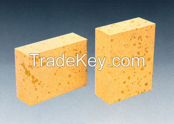 Glass Furnace Silica Refractory Brick