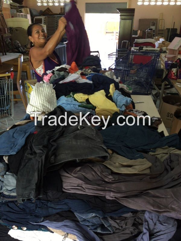 Top Grade AAA used clothes used clothing second hand clothes