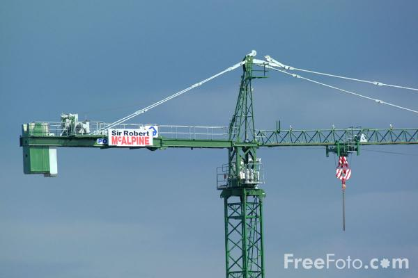 Tower Crane QTZ125