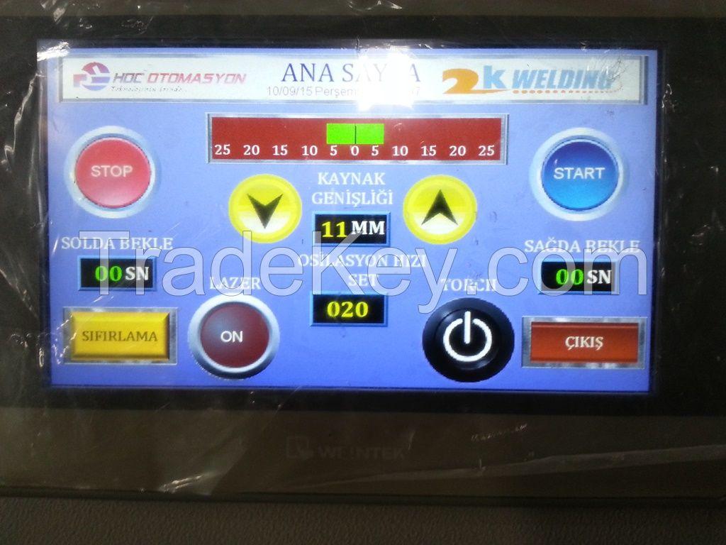 Welding Oscillator with Special WPS Software