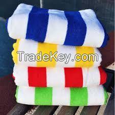 Egyptian cotton beach towel
