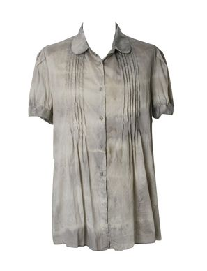 Natural dyeing Blouse [YeSom]