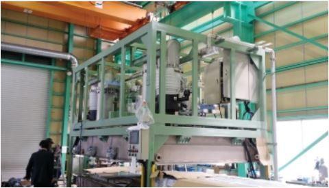 Vacuum Insulation Panel Manufacturing equipment [Myung Sung Machinery]