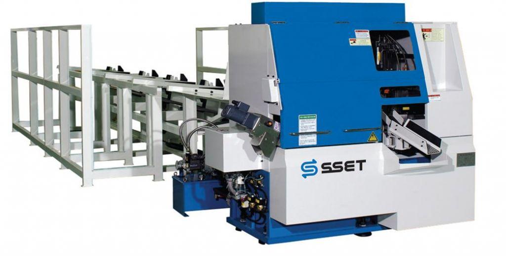 Auto circular cutting Machine (SS-CCU1090) - [SSET]