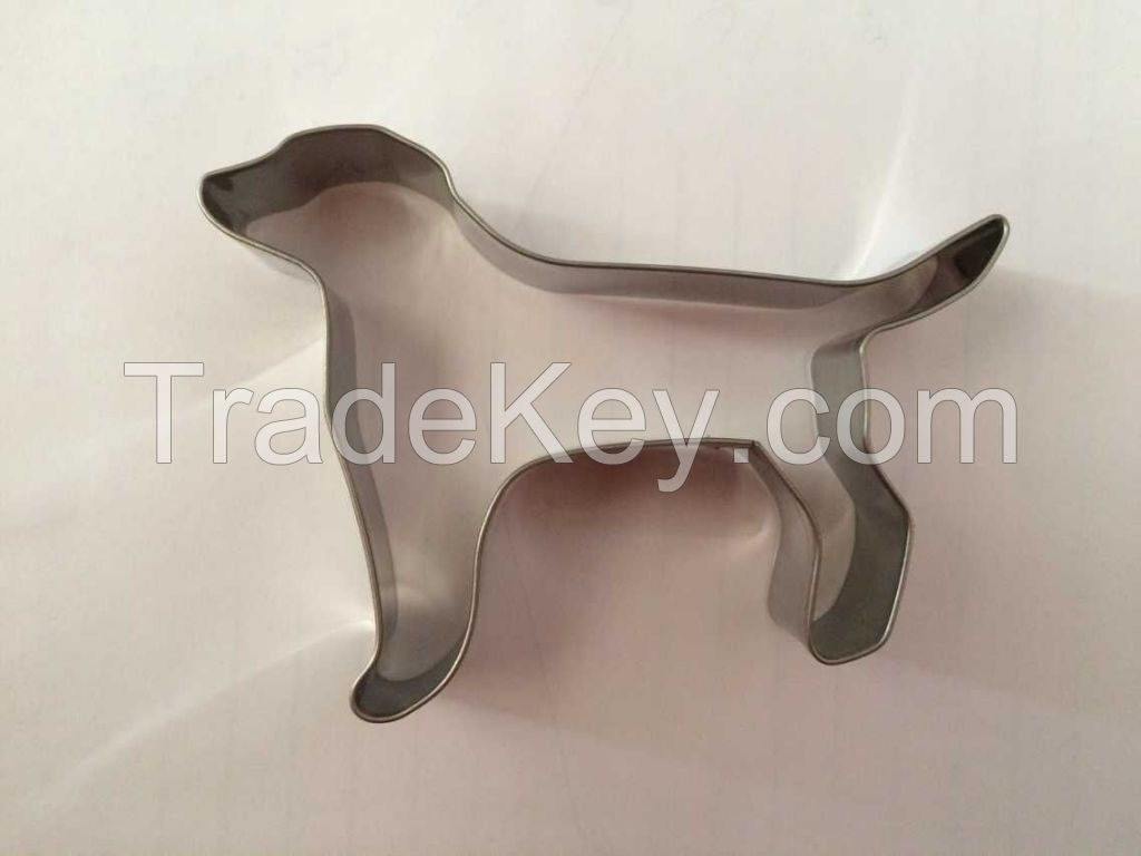 Stainless steel cookie cutter for biscuit