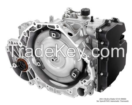 automatic 6 speed transmission