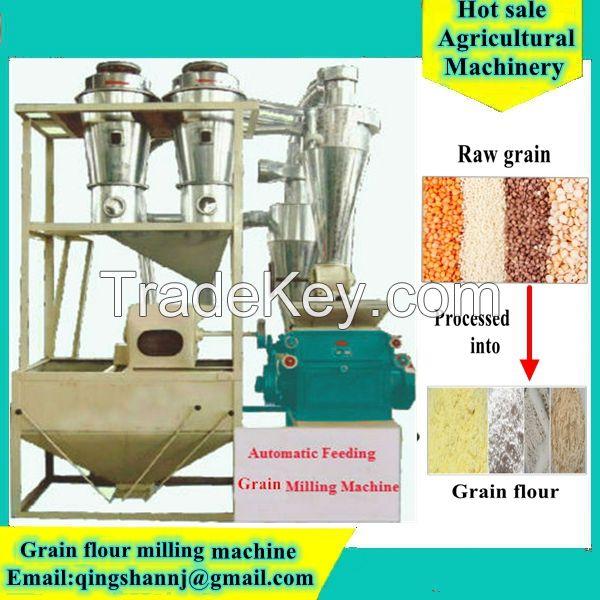 grain flour mill machine, grain flour milling machine, corn flour mill, corn flour mill machine