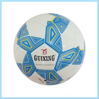 Wholesale Custom Design Size 5 Soccer Ball PU Rubber Ball Football