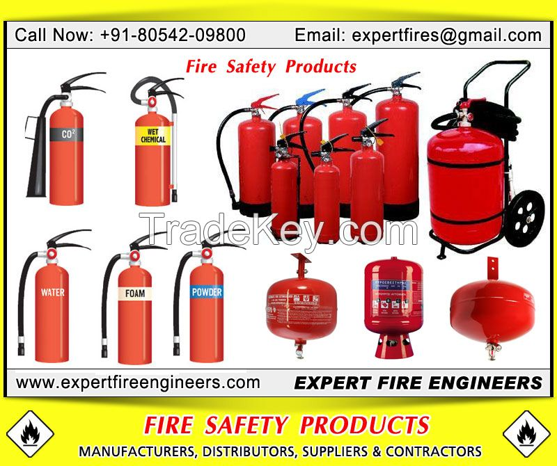 Fire safety products, Fire fighting equipments, Fire extinguishers manufacturers, suppliers, contractors in malerkotla, sangrur, ludhiana, punjab, india