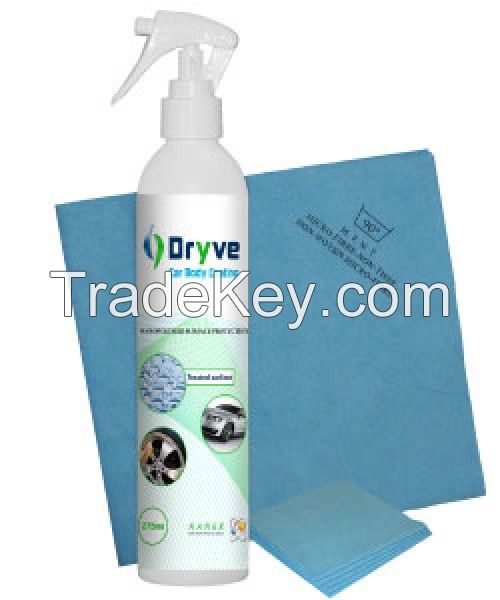 275ml Dryve Car Body Coating + application cloth