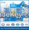 Automatic Hydraulic Cement Concrete Solid Paving Brick and Hollow Brick Block Making Machine