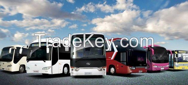 king long bus parts