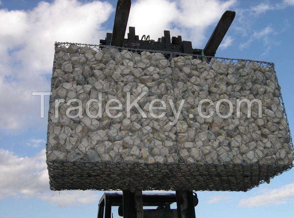 Wire Mesh   Gabion wall Box