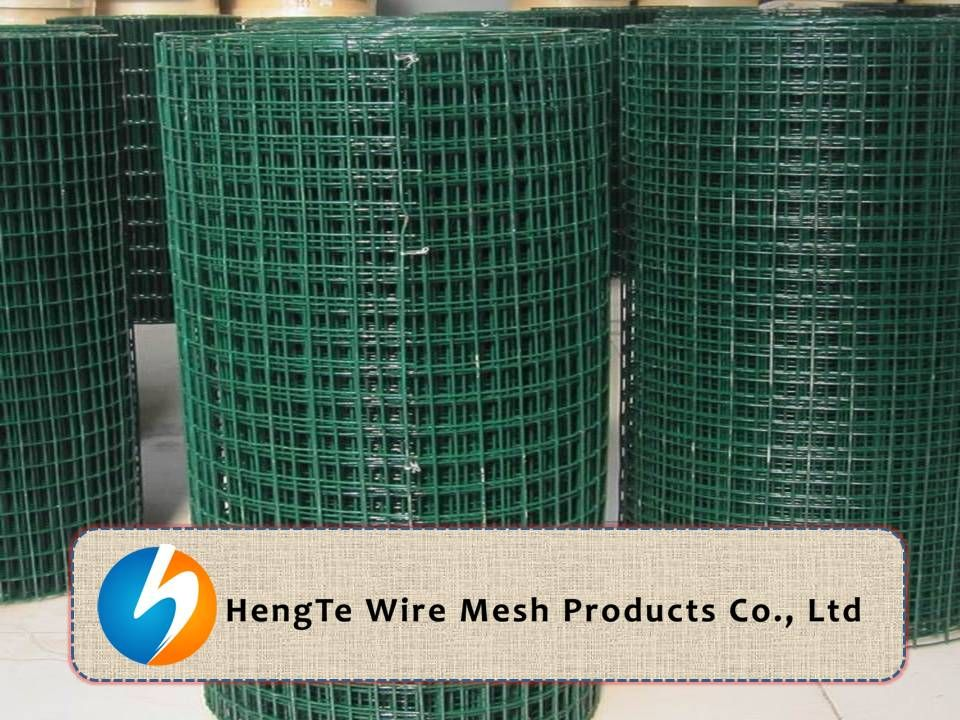 Custom Colored Welded Wire Mesh Roll