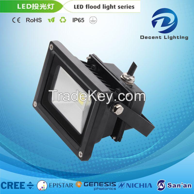 10W20W LED Flood Light Lamp Outdoor Garden Super Slim Waterproof IP65 85-265V CY