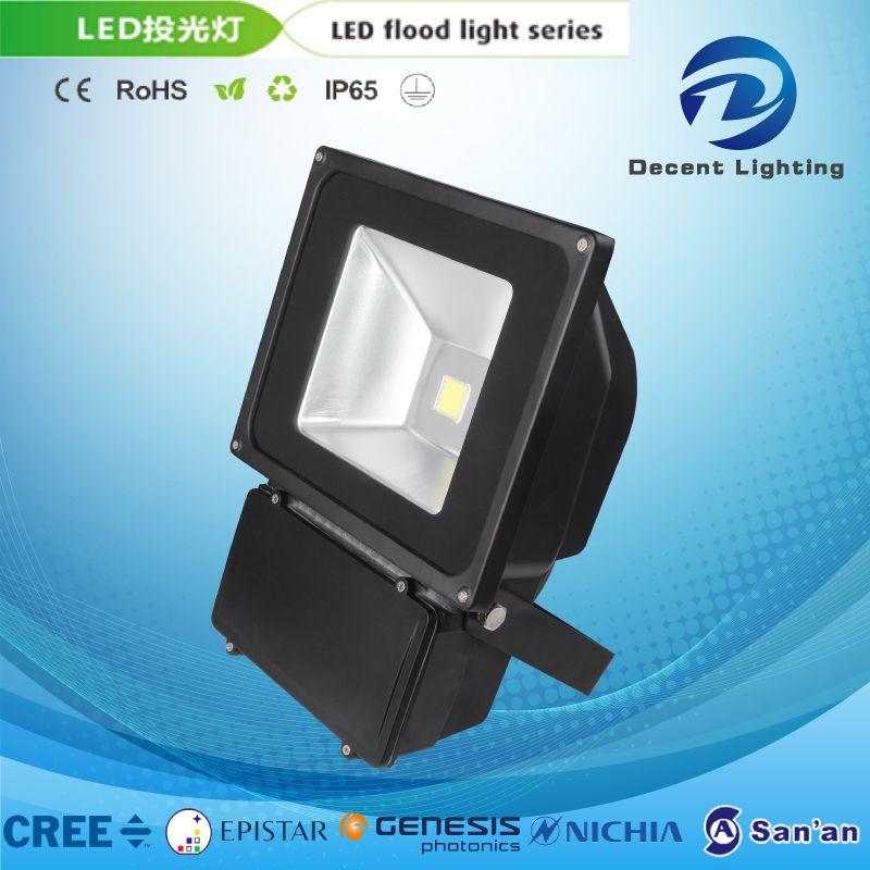 70W100W LED Flood light Cool Warm White Outdoor Landscape 85-265V Lamp