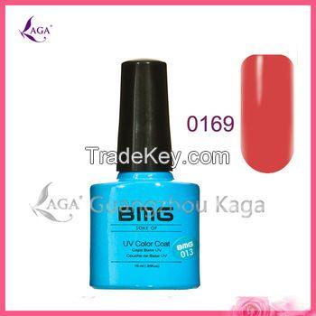 BMG High quality UV nail gel polish