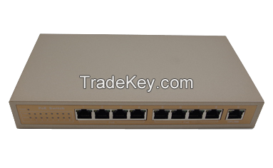 POE switch  power 150W 48V 3A -SY-PSE108T