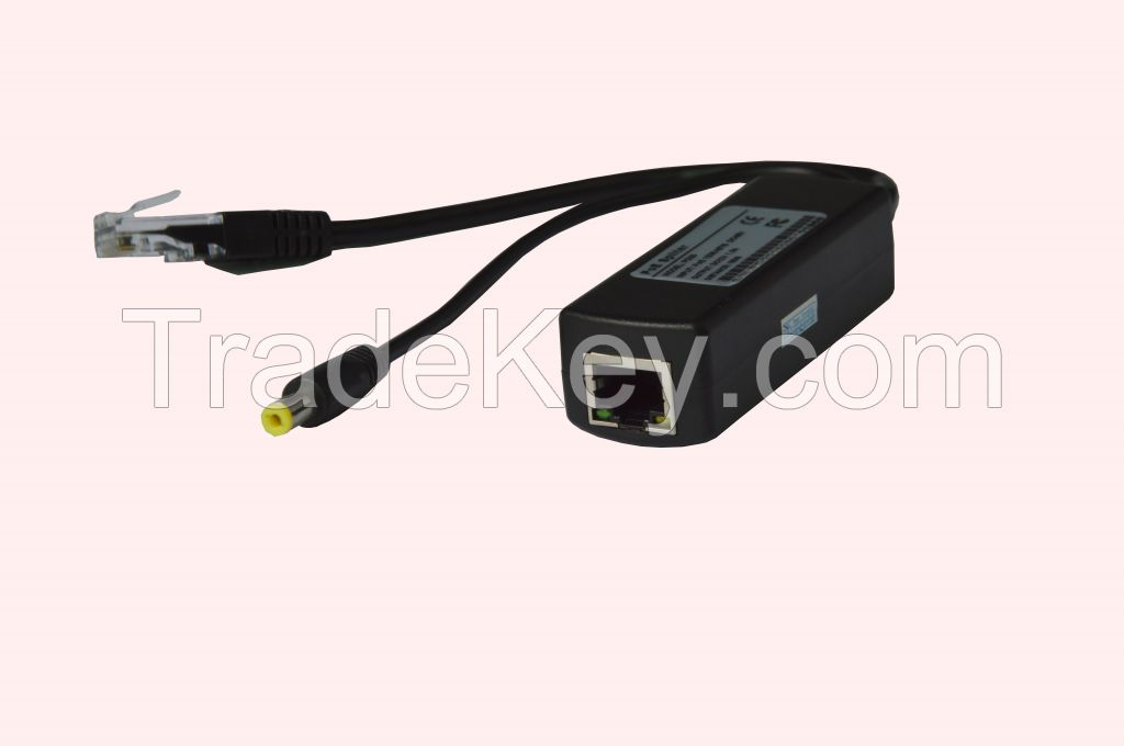 18W-30W POE splitter power supplier12v/1.5A