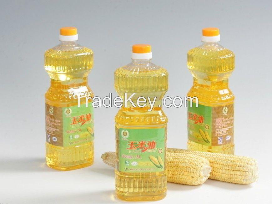 Refined Corn Oil, Cornflower Oil, Sweet Corn Oil