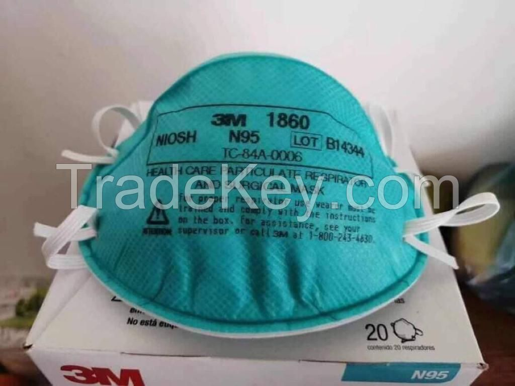 Certified Medical Disposable 3PLY Surgical Face Mask /  Disposable Face Mask / KN 95 Face Mask for Sale