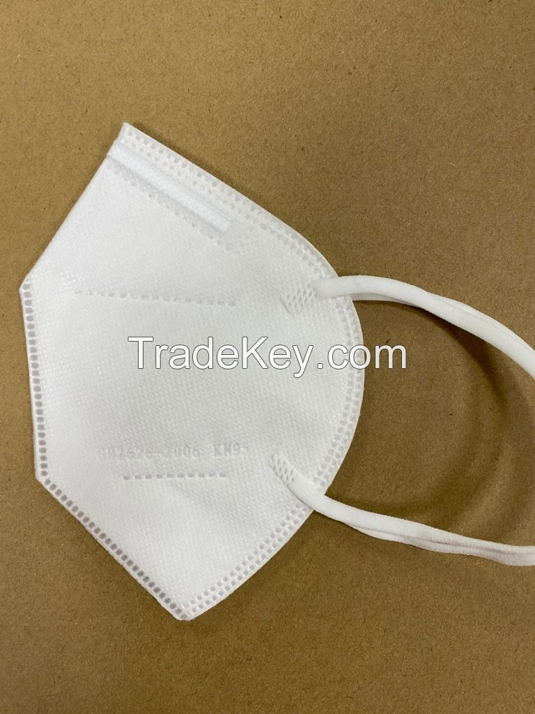 Kn95 5layer Disposable Mask For Sale