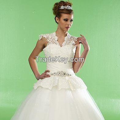 New Design Princess Wedding Dress
