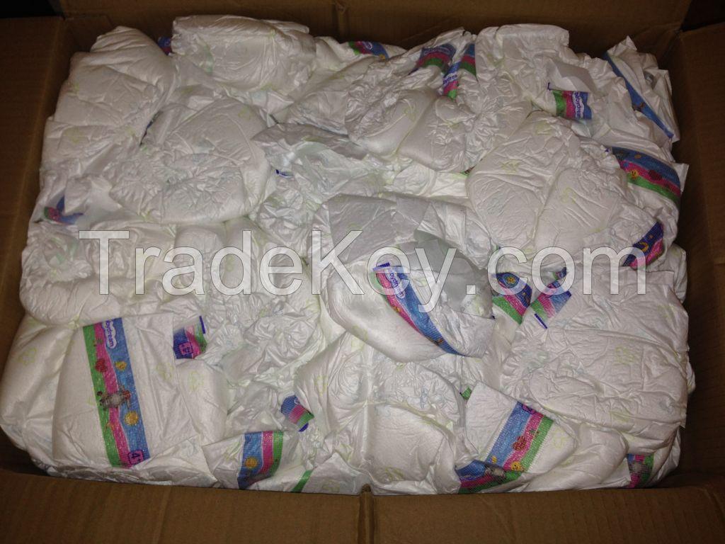 Baby Diapers in Bulk