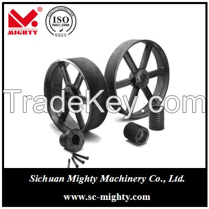 SPA/SPB/SPC/SPZ European Standard Cast Iron Pulley Manufacturer