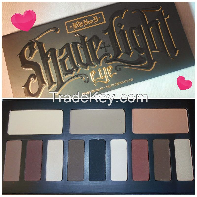 Anastasia Beverly Hills and KAT VON D