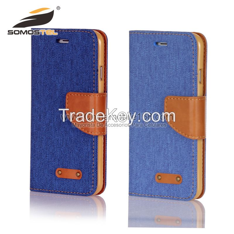 Hollow out Hit Color Flip Stand PU Leather Wallet Case