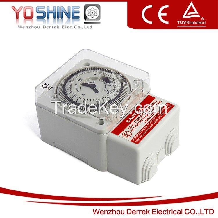 YX189 AC110-240V Daily Mechanical timer