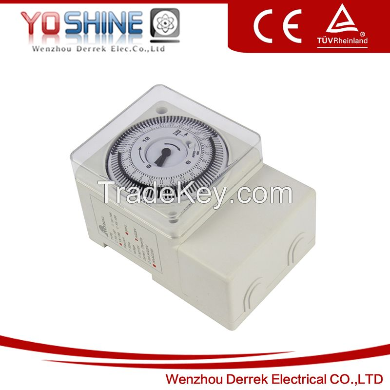 YX188 24 hours mechanical time switches