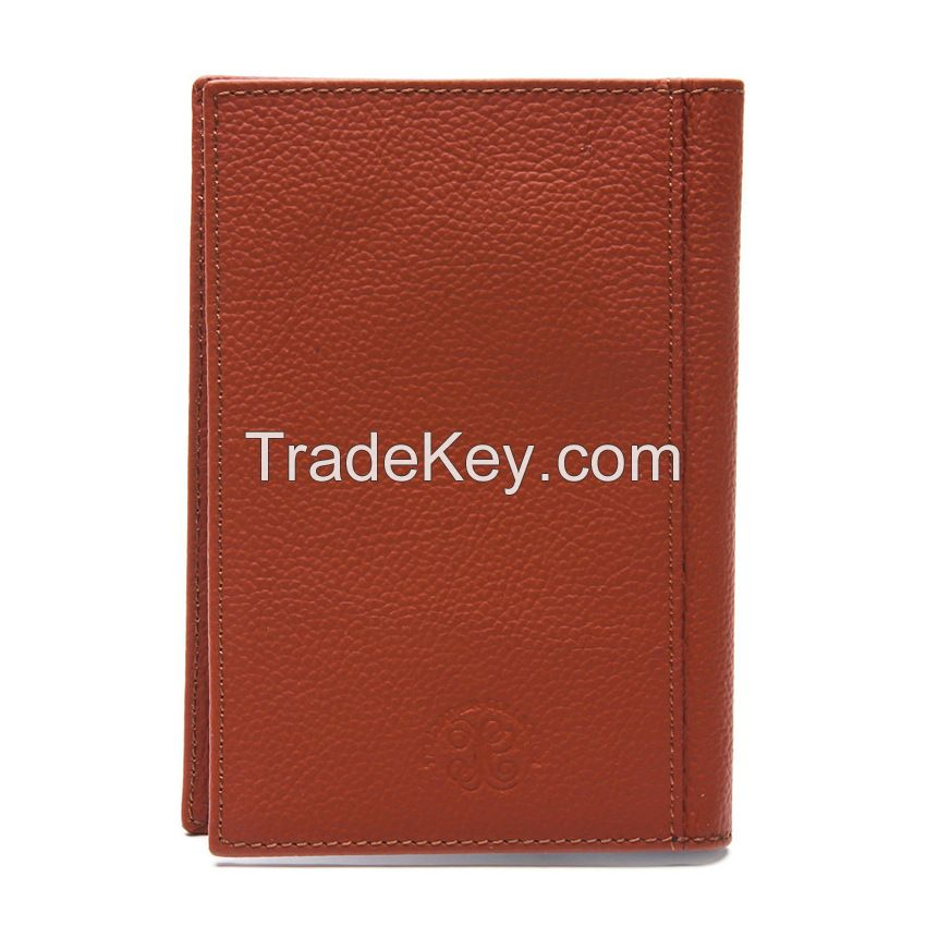Passport Holder, 100% Genuine Leather