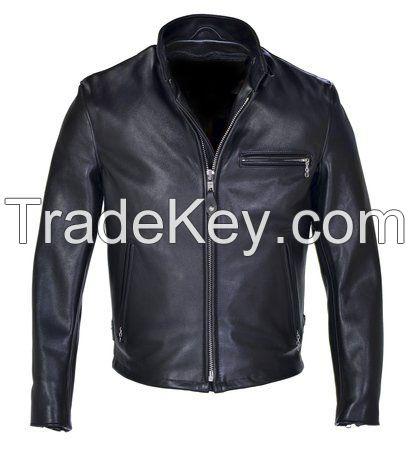 leather jacket / winter jacket / man jacket
