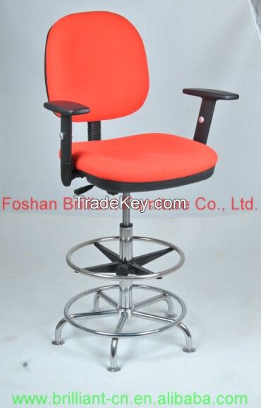 Mid-Back Mesh Leather Conference Chair