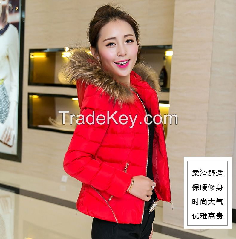 Han edition thickening in the winter the best-selling long down cotton