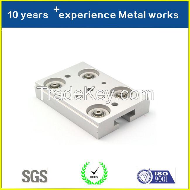 OEM Custom Design Free Sample Wholesale CNC machined parts