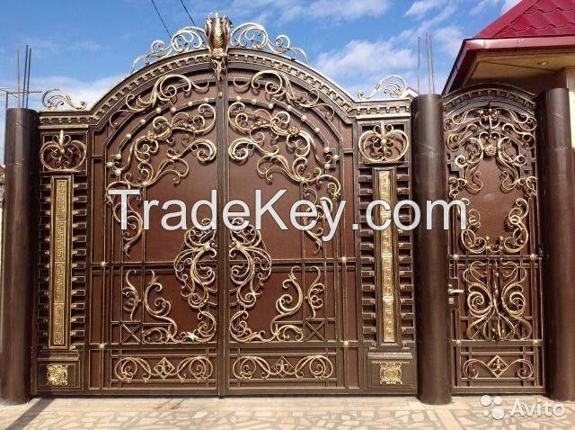 Entrance Gates Bangalore