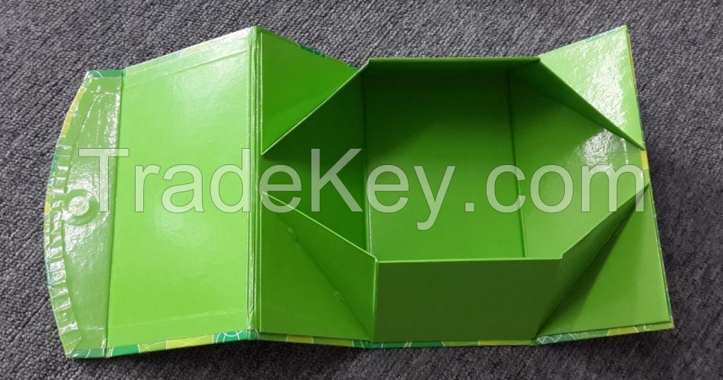 rectangular hard cardboard paper gift box with lids