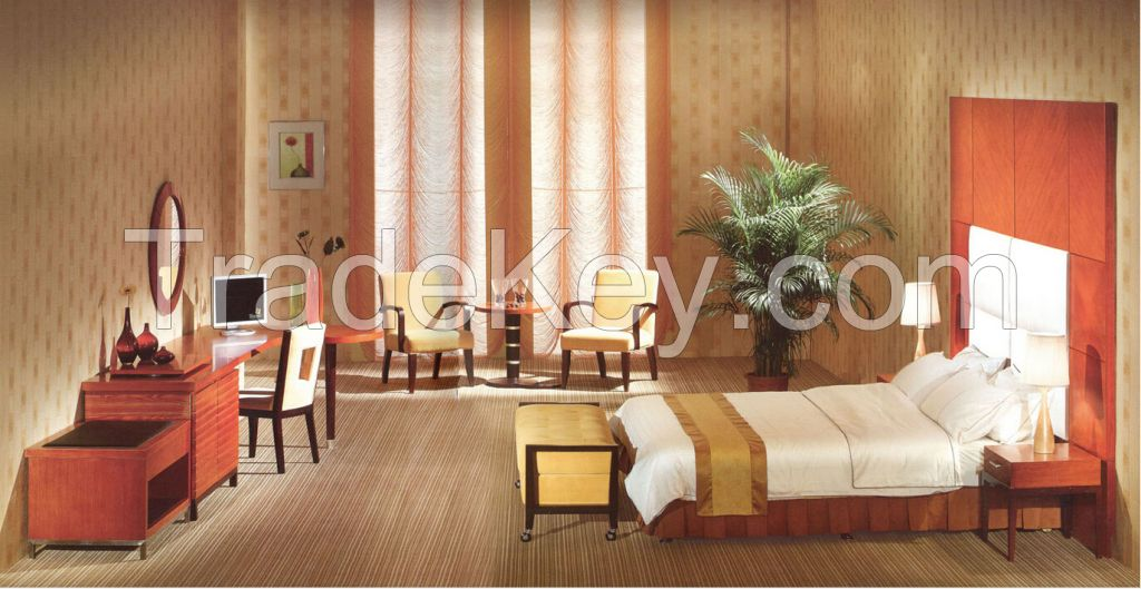 Good Quality Hotel Bed room Beds furniture ,