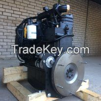 Engines 243 for tractors Belarus